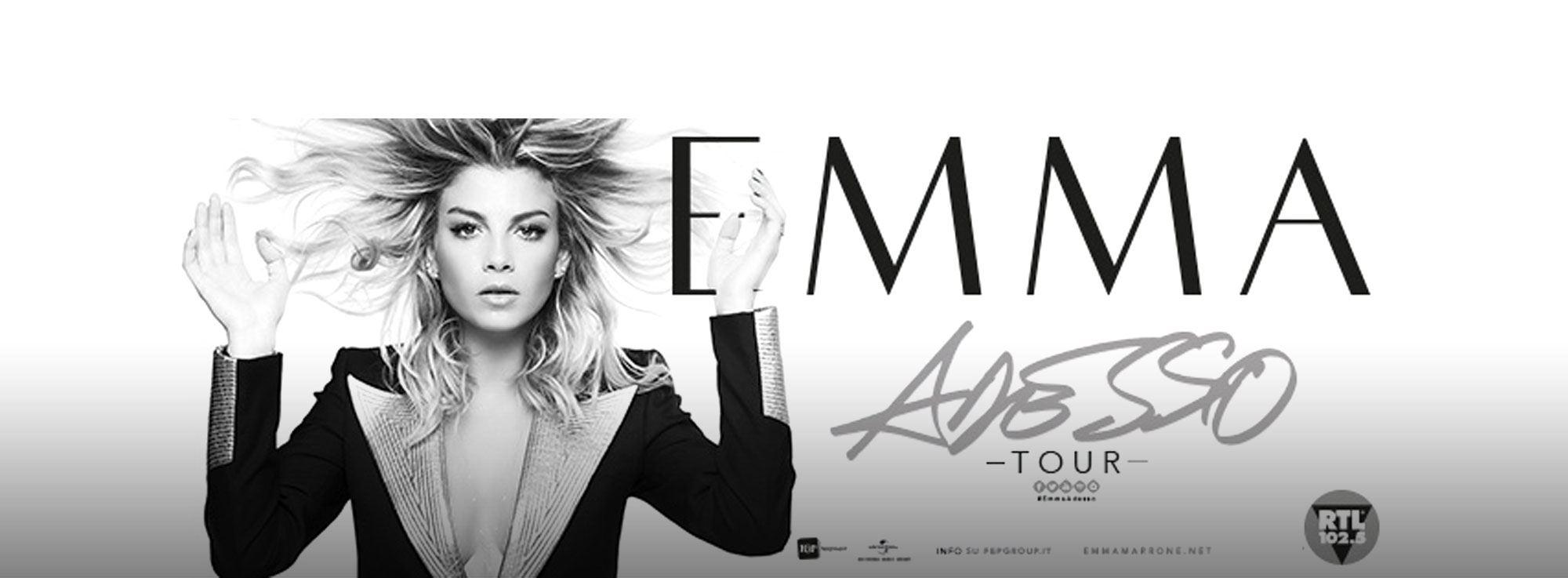 Bari: Emma in Concerto - Adesso Tour