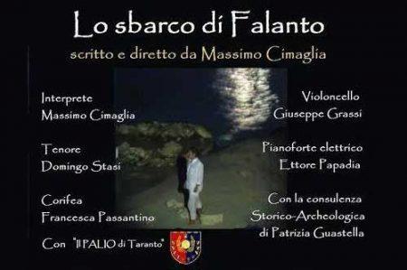 Lo sbarco di Falanto