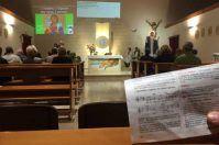 Sottotitoli in inglese, la messa a Canosa è bilingue