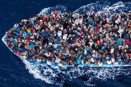 Brindisi, 581 migranti in arrivo nel pomeriggio