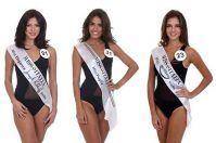 Miss Italia, la Puglia sogna con Naomi Povia, Sara Cassiano e Viviana Vogliacco