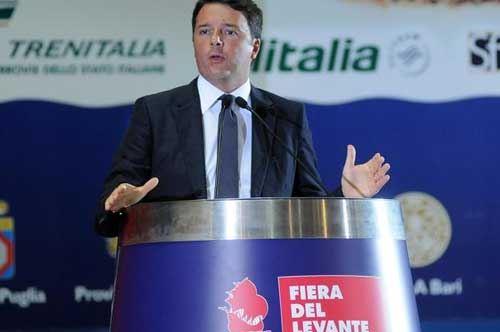 Fiera del Levante, è il giorno di Renzi a Bari