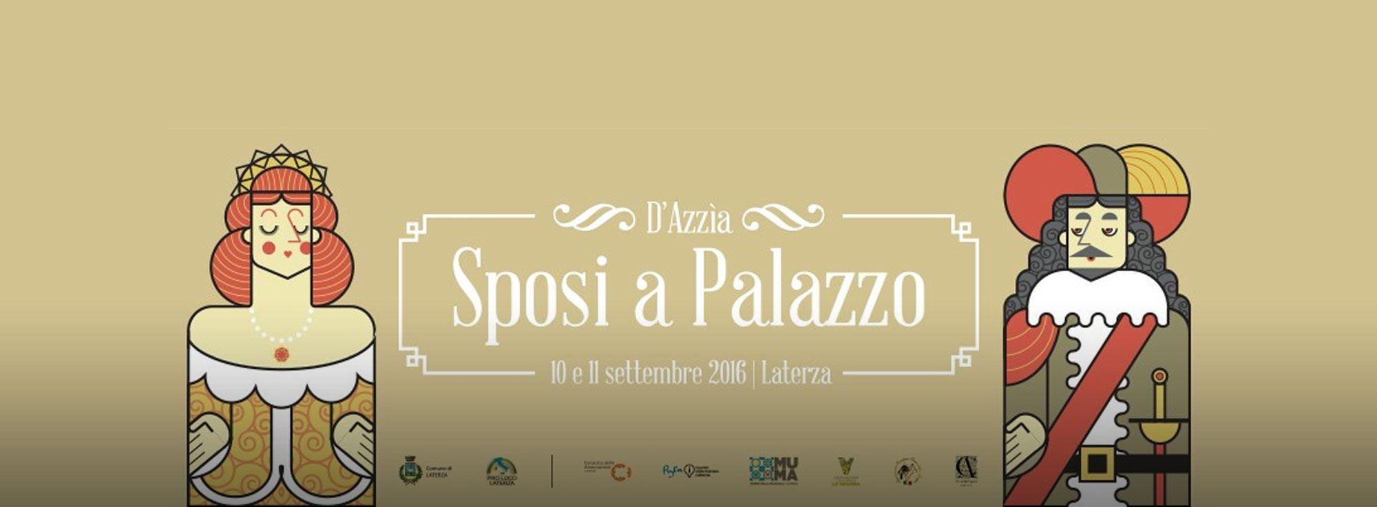 Laterza: Sposi a Palazzo