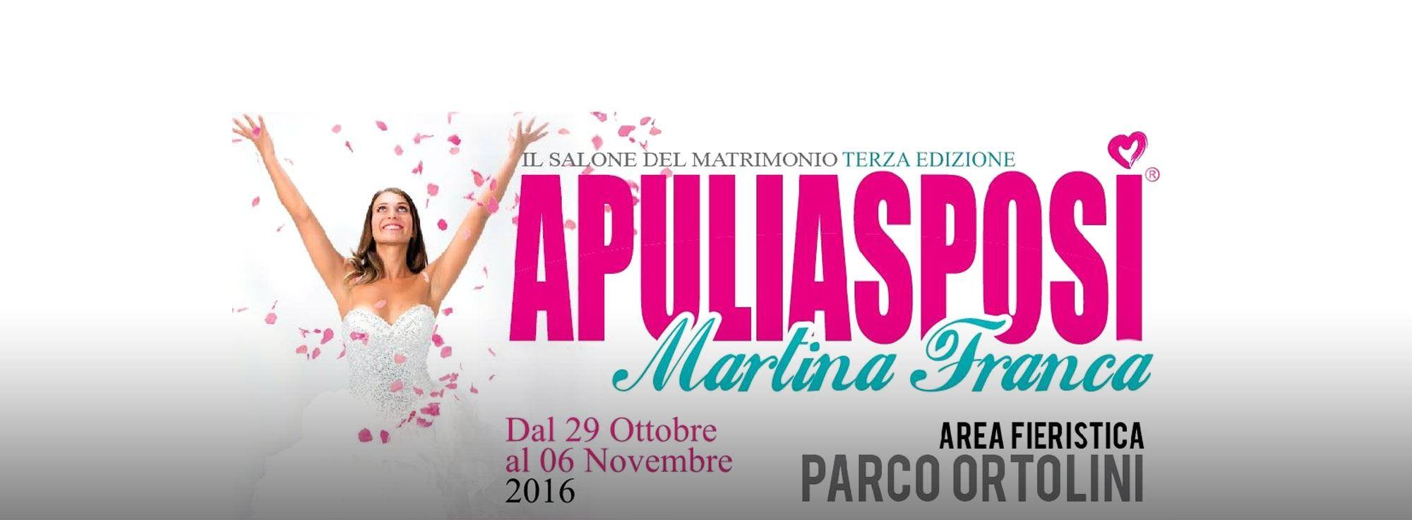 Martina Franca: Apulia Sposi 2016