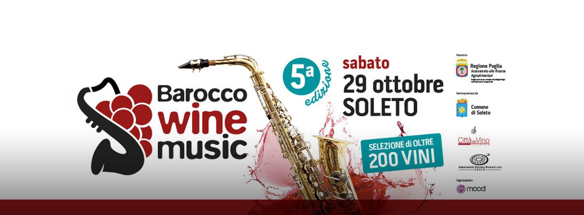 Soleto: Barocco Wine Music 2016