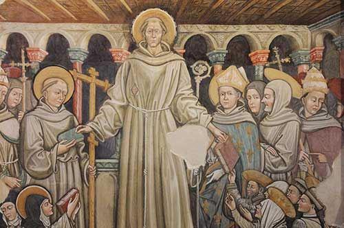 Bitonto, ritornano gli affreschi nella chiesa del Cristo Re Universale