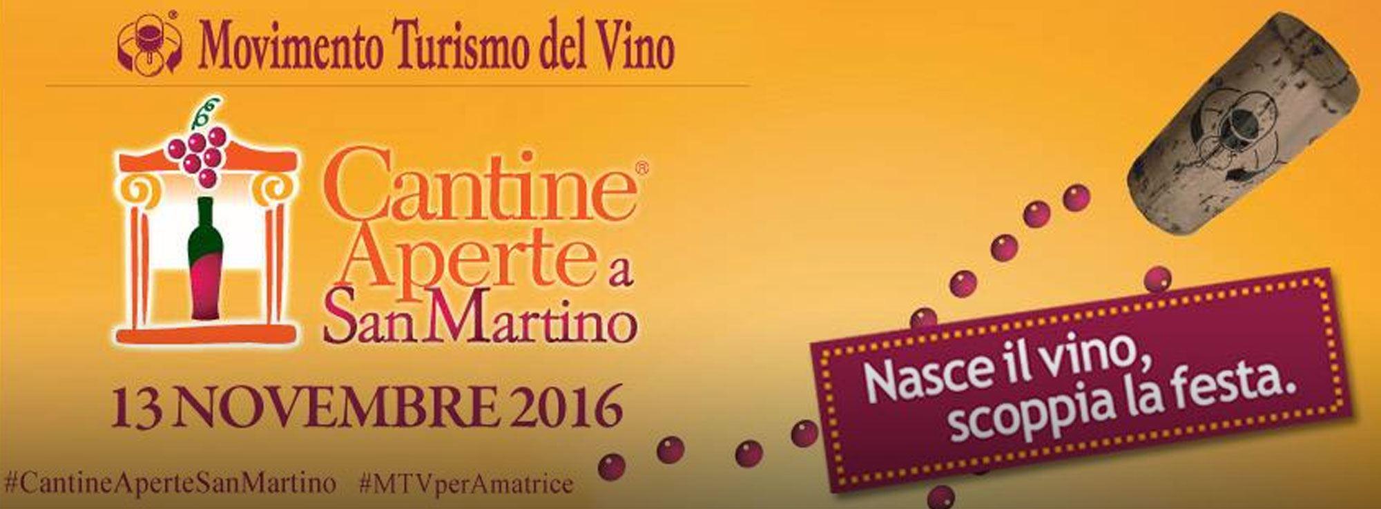 San Martino: Cantine Aperte