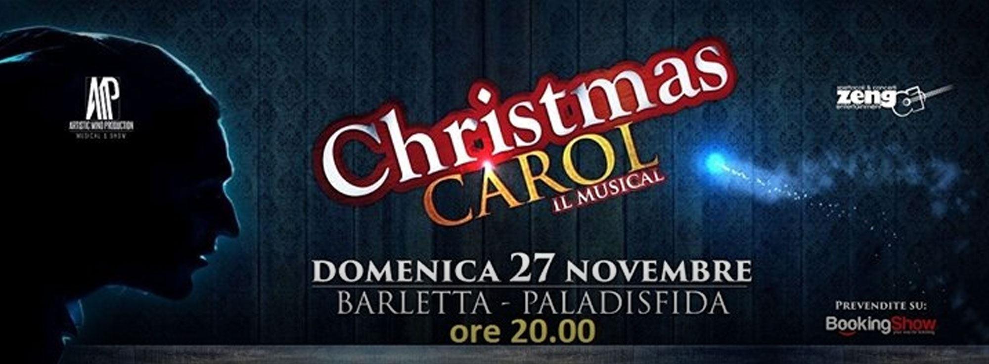 Barletta: Christmas Carol il musical