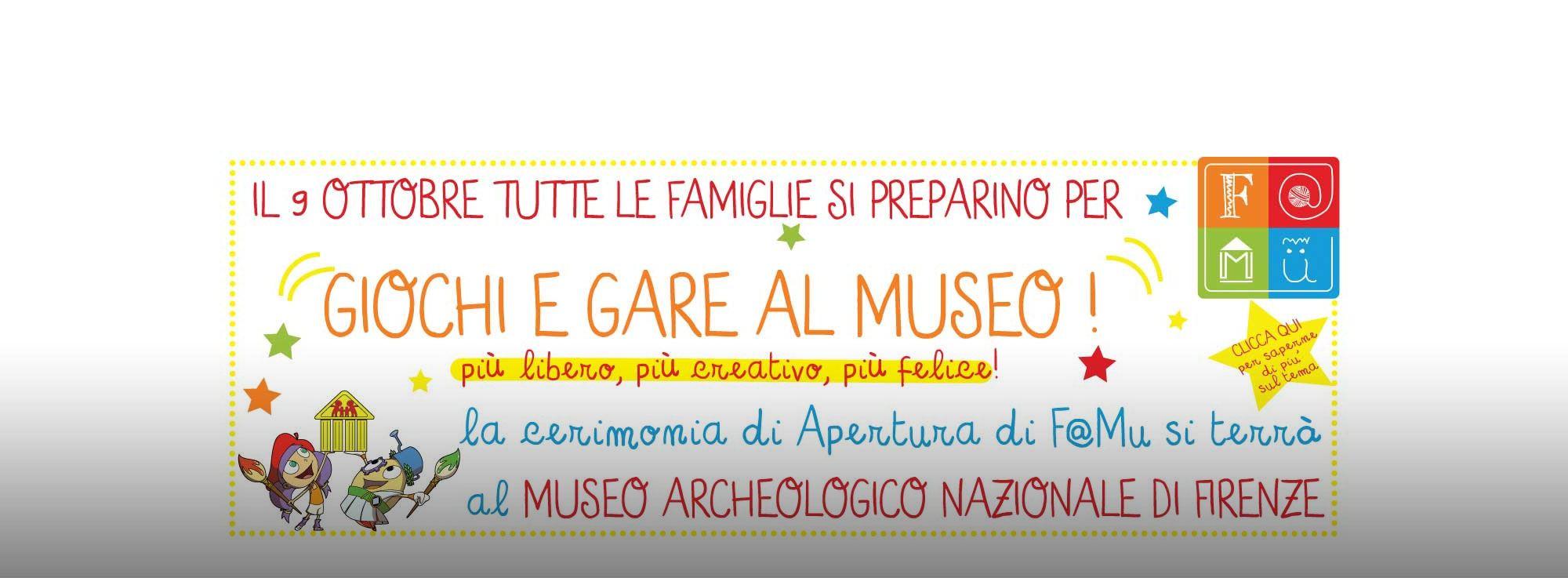 Puglia: Giornata Famiglie al Museo 2016