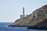 Faro di Punta Palascìa e cava di bauxite, Otranto incanta all'alba