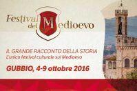 Gubbio si tuffa nel Medioevo, Puglia.com partner ufficiale del Festival