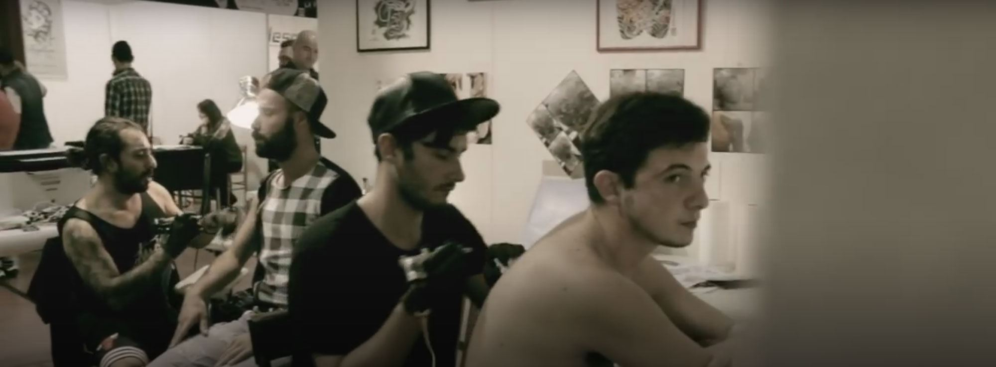 Foggia: Fovea Tatoo Show, Fiera del tatuaggio