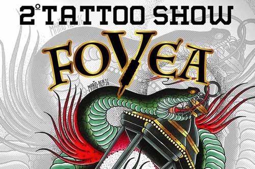 Fovea Tatoo Show, Fiera del tatuaggio