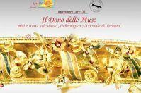 Il Dono delle Muse, visita e aperitivo