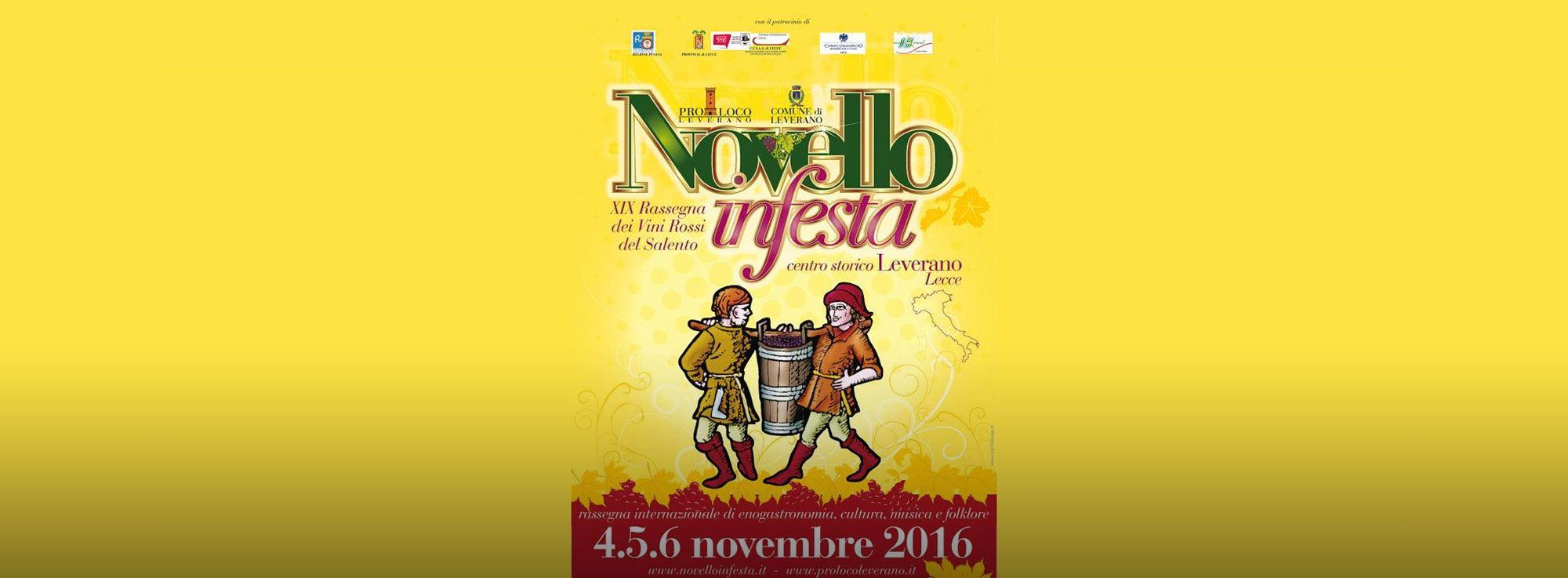 Leverano: Novello in Festa 2016