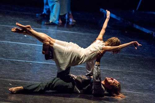 Romeo y Julieta Tango