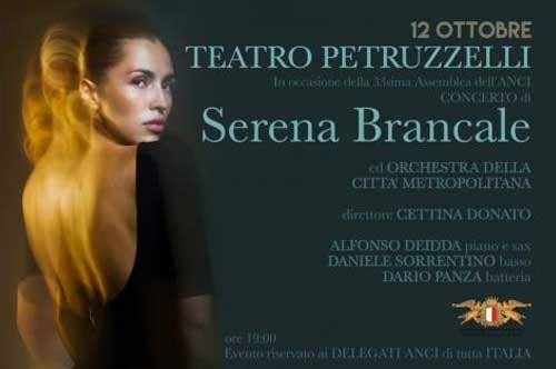"""Alberto Corallo veste Serena Brancale: incontro di eccellenze sul palco del """"Petruzzelli"""""""