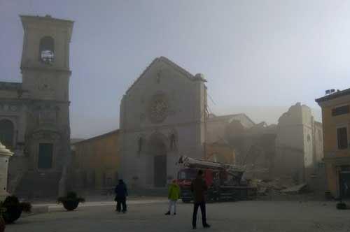 Terremoto nel centro Italia, la macchina di solidarietà tocca anche la Puglia