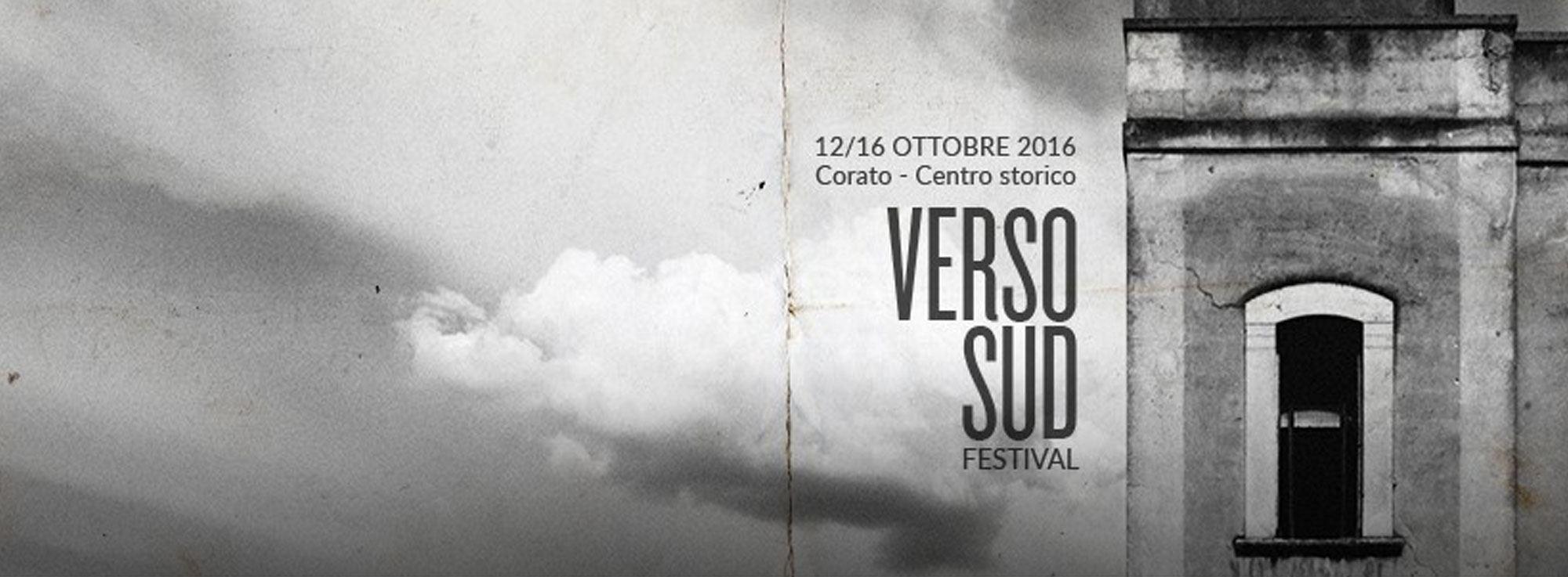 Corato: Verso Sud, Festival di Arte e Poesia