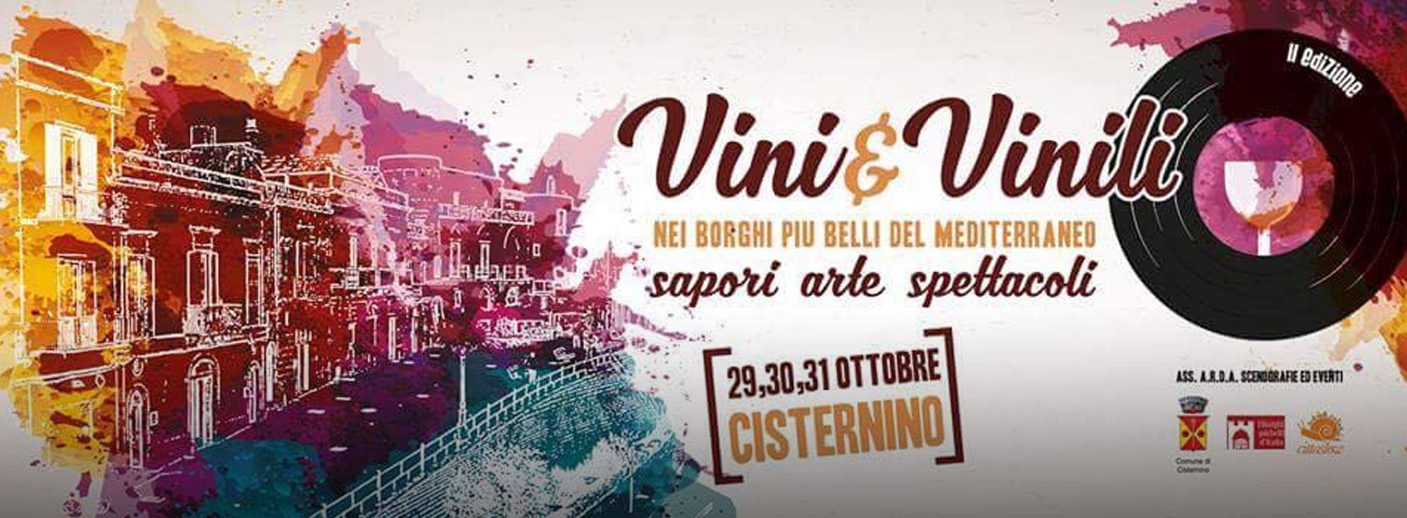 Cisternino: Vini e Vinili, festival di suoni e sapori