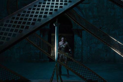 Wonder Woman, nel nuovo trailer italiano c'è anche Castel del Monte