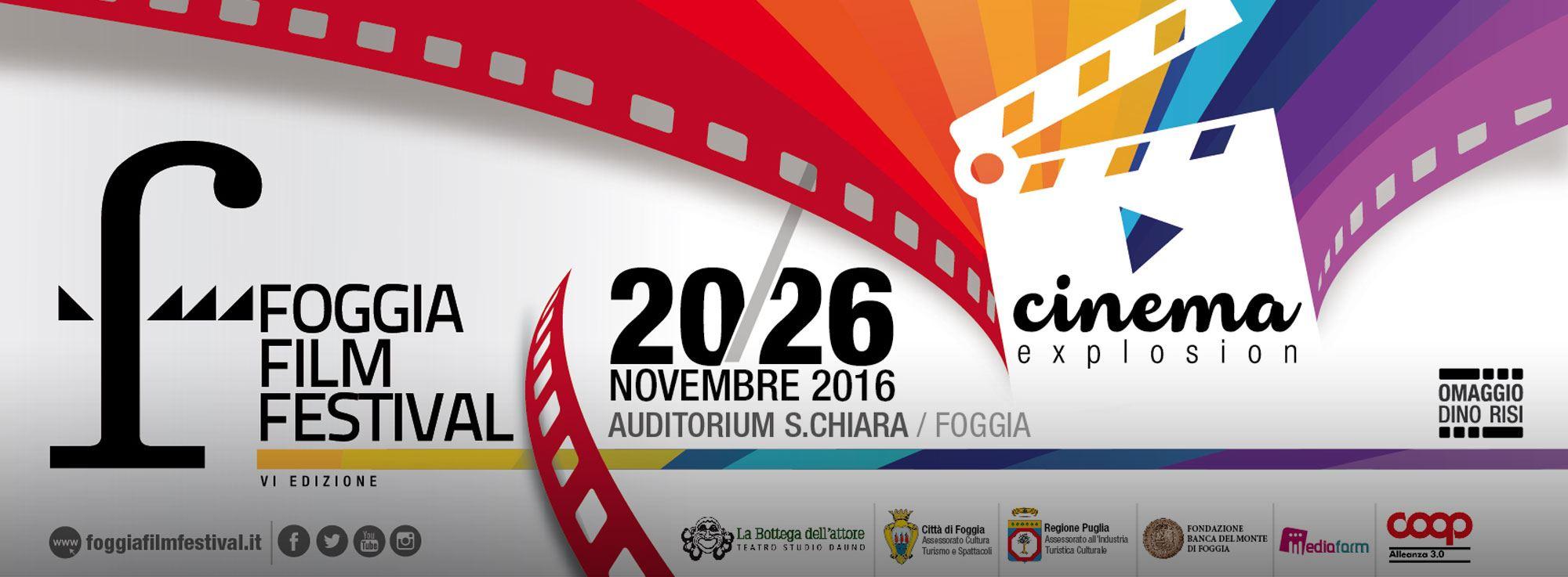 Foggia: Foggia Film Festival 2016