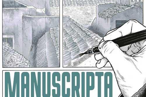 Manuscripta, Festival della letteratura a fumetti