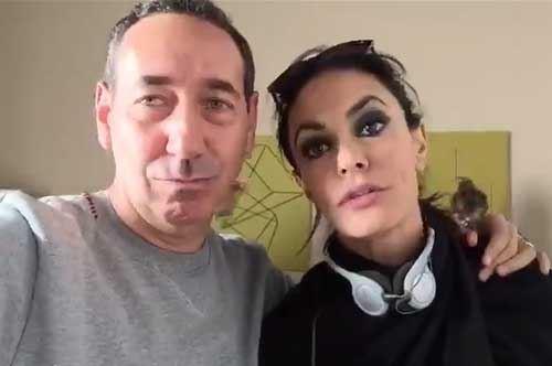 Bari, Maria Grazia Cucinotta ed il cortometraggio sul bullismo