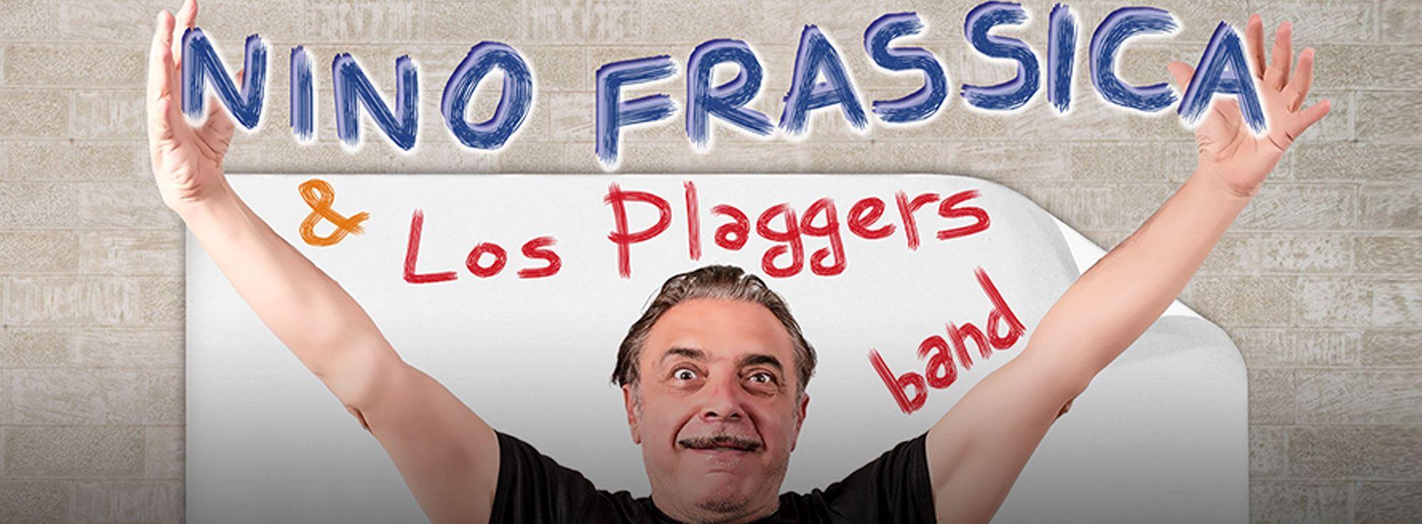 Ostuni: Nino Frassica e Los Plaggers band