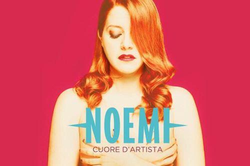 Noemi nel tour Cuore d'artista nei club