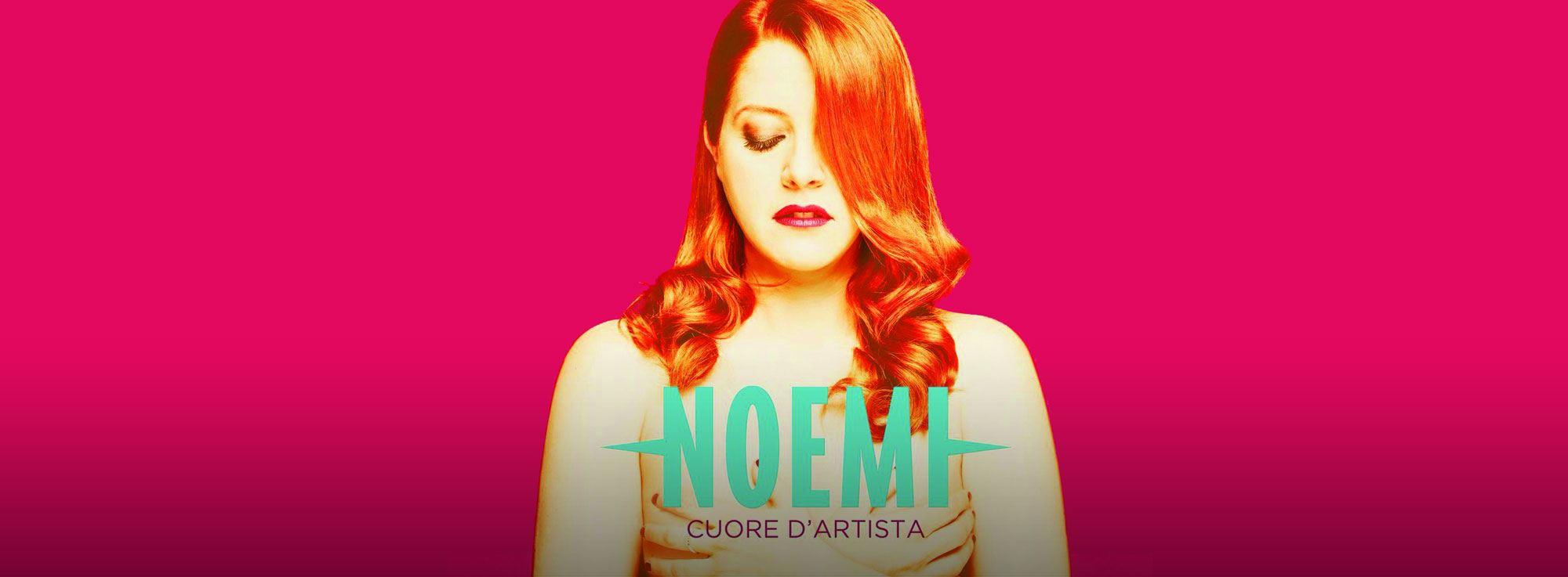 Modugno e Maglie: Noemi nel tour Cuore d'artista nei club