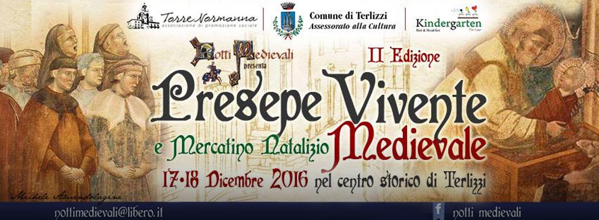Terlizzi: Presepe Vivente Medievale