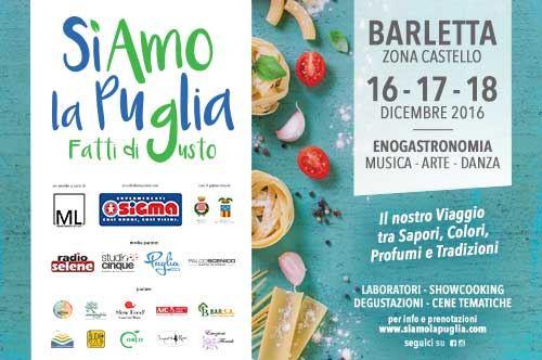 Siamo la Puglia, fatti di gusto