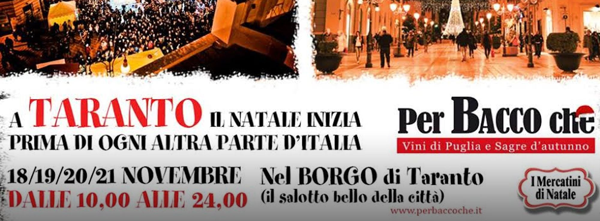 Taranto: Perbacco che…