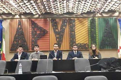 Parlamento dei giovani pugliesi, Davide Cardenio è il nuovo presidente