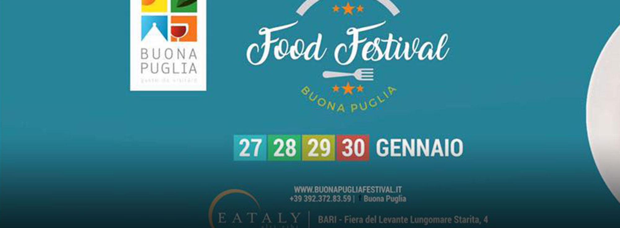 Bari: Buona Puglia Food Festival