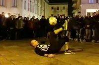Un pò Messi, un pò Ronaldinho: le magie di Colazzo, freestyler di Lecce