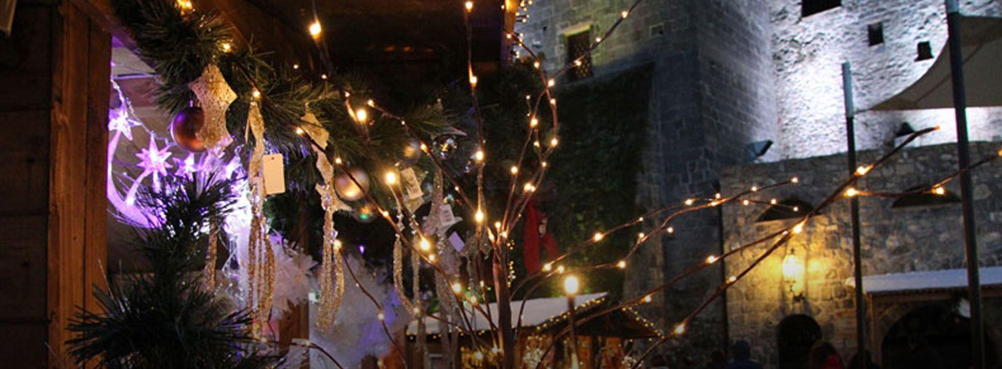 Manfredonia: Il Mercatino di Natale al Castello