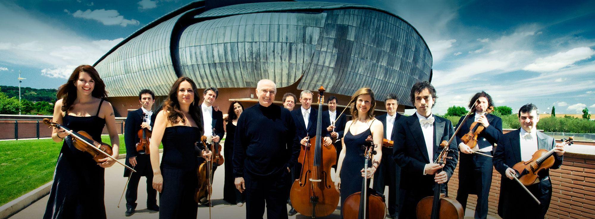Barletta: Accardo e l'Orchestra da Camera Italiana