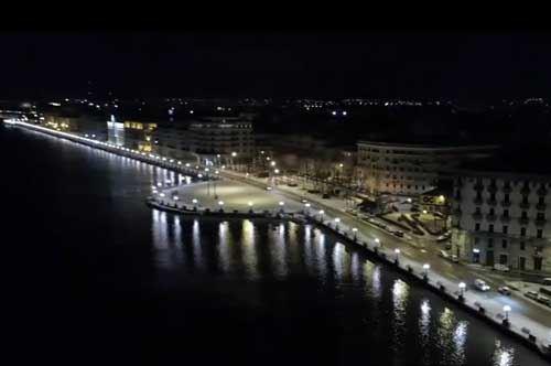 """""""I just wanna see the light"""": Bari dall'alto diventa uno short film"""