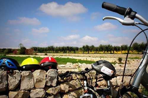 Cicloescursione nella Valle d'Itria, in bicicletta sulle Vie dell'Acqua