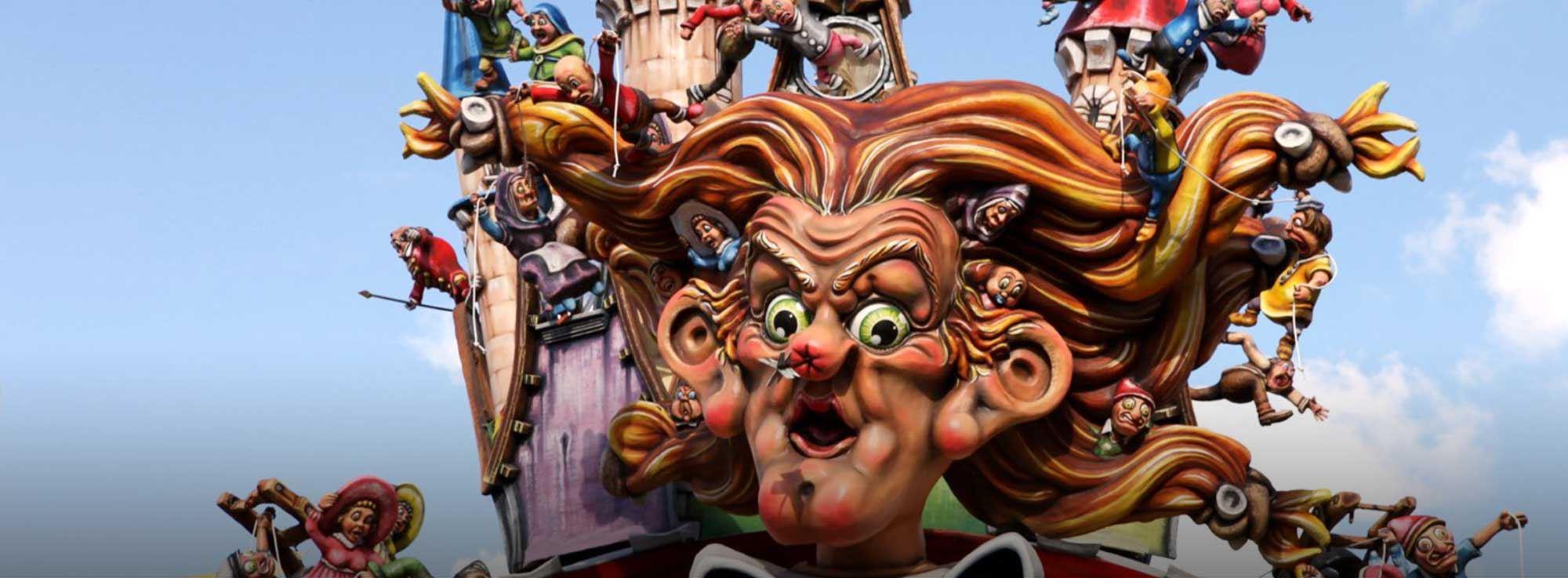 Putignano: Carnevale di Putignano