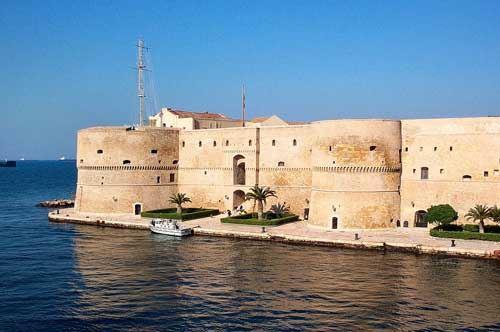Taranto, anno da record per il Castello Aragonese