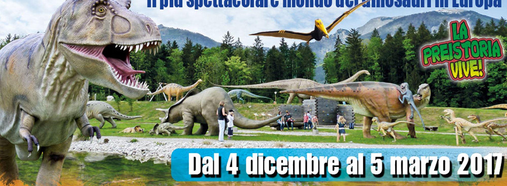 Francavilla Fontana: The World of Dinosaurs