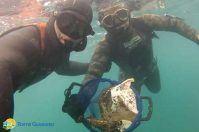 Torre Guaceto, è lotta ai rifiuti: in azione i Sea Shepherd