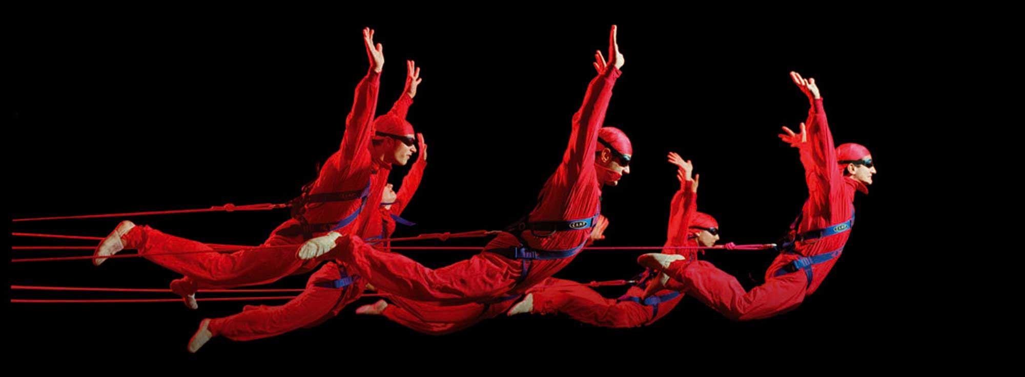 Taranto: Eureka! Teatro-danza