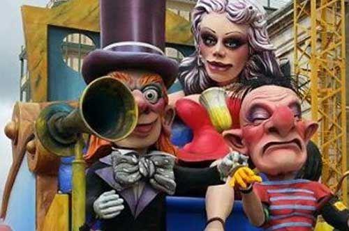 Carnevale Modugnese 2017 ed il Trofeo Carnevale