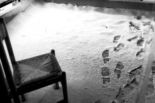 Neve ispiratrice: l'inedito de La Municipal riscalda il Salento