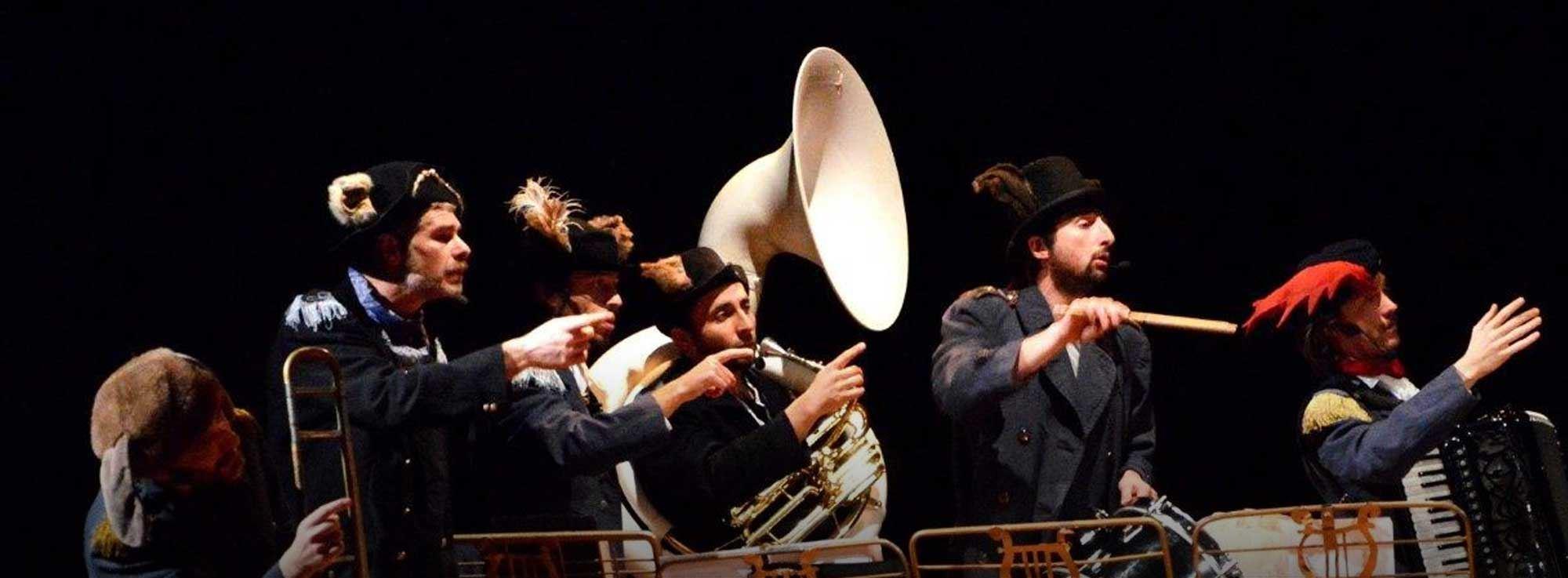 Novoli: Al teatro con I musicanti di Brema