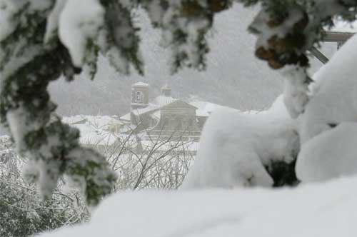 Puglia imbiancata da Foggia a Lecce: ecco la prima neve dell'anno